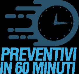 preventivi in 60 minuti